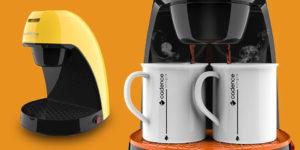 Cafeteira elétrica Cadence Single Colors é boa? Confira!