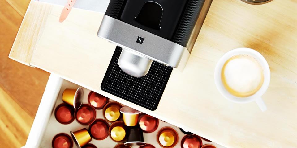 como usar a cafeteira Nespresso