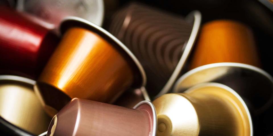 Como funciona a reciclagem das cápsulas Nespresso