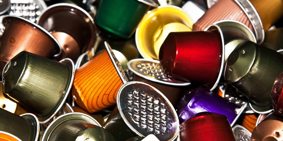 capsulas descartadas