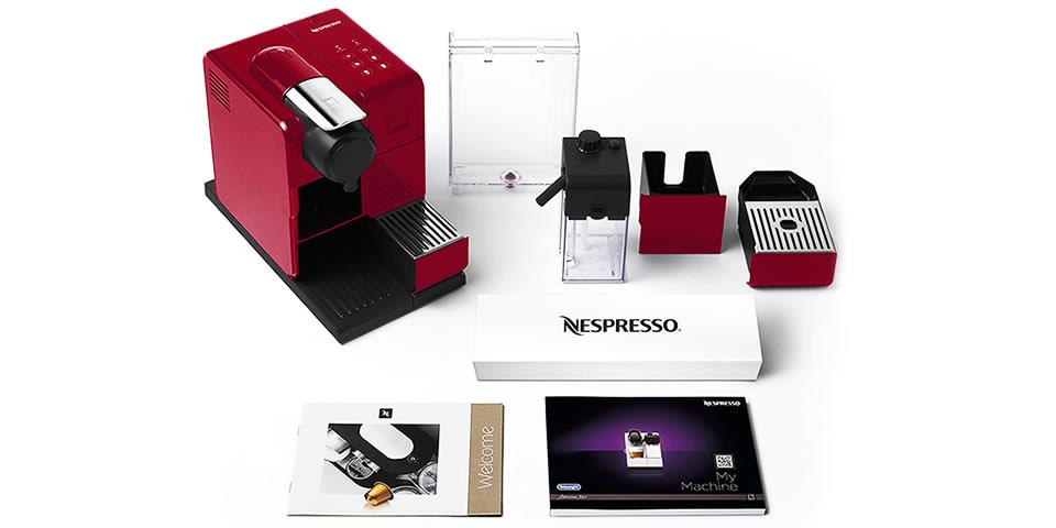 Nespresso Latissima Touch