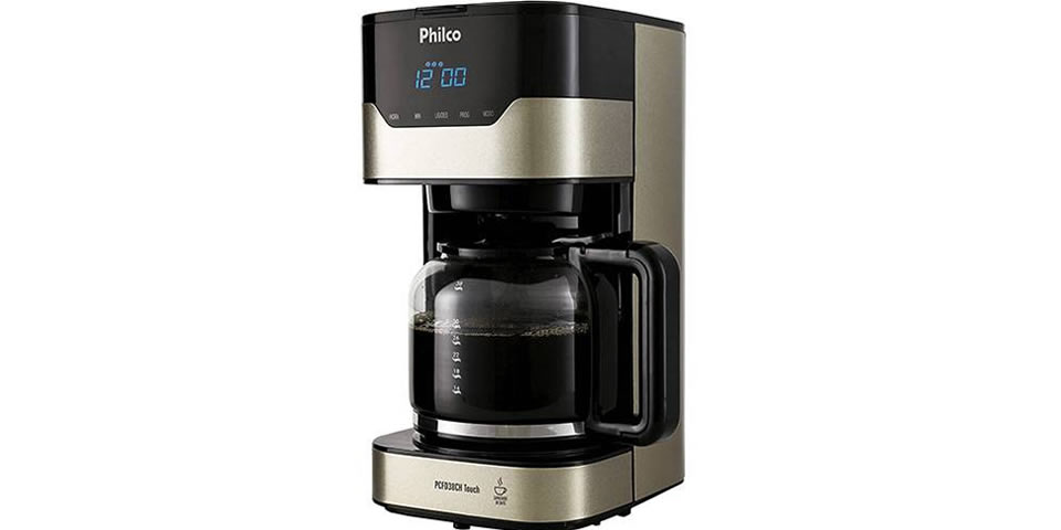 Philco PCF38 Platinum Coffee Maker