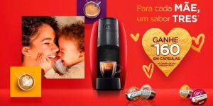 Promoção Três Corações 2020 dá R$160 em cápsulas!