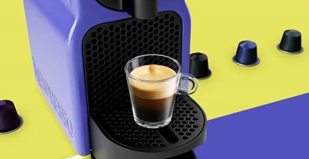 Nespresso como usar