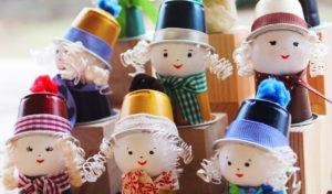 Artesanato com cápsulas de café: 10 ideias fáceis de fazer