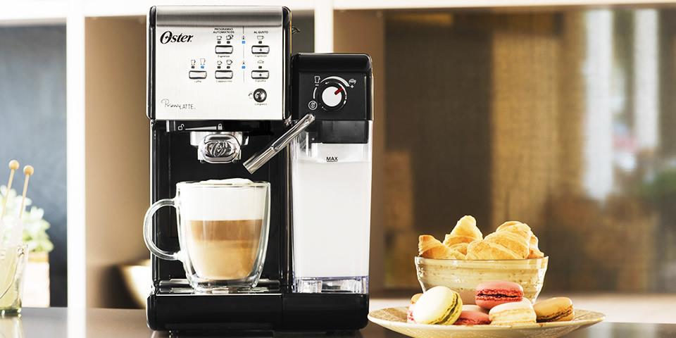 cafeteira Oster PrimaLatte II