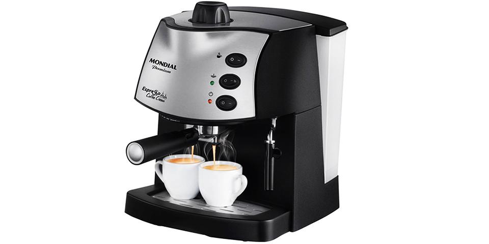 Cafeteira expresso Coffee Cream Mondial